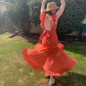 Daisy Chain Maxi Dress 💃